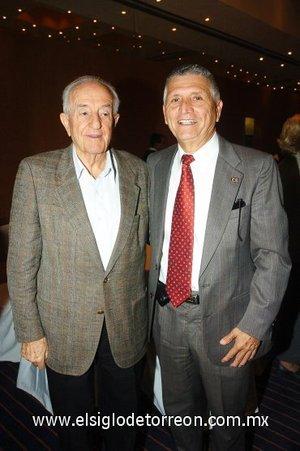 25112007 Tomás López y Guillermo Milán.