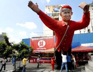 Hugo Chávez podría tener la oportunidad de ser presidente de por vida de Venezuela si los votantes aprueban el proyecto de reforma constitucional.