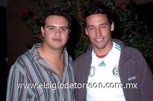 26112007 Salvador Sánchez y Teto Fernández.