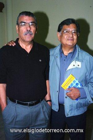 25112007 Alfredo Rojas y Alberto Mendoza