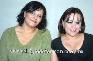 25112007 Iveth Peredo Cabrera y Melisa Moreno.