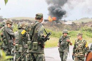 El 10 de septiembre, instalaciones de Petróleos Mexicanos en diversos estados de la República Mexicana fueron objeto de ataques explosivos.
