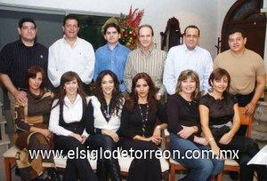 06012008 Leopoldo y Mónica Jiménez, Pascual y Carmen Hernández, Gonzalo y Laura Valle, Miguel y Claudia Jáuregui, César y Laura Martínez, Omar y Marisela Aguirre.