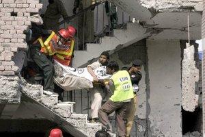 La ciudad paquistaní de Lahore, en el Este del país, volvió a sufrir la violencia terrorista.