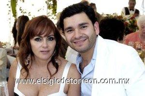05032008 Lorena Villarreal y Óscar Villarreal.