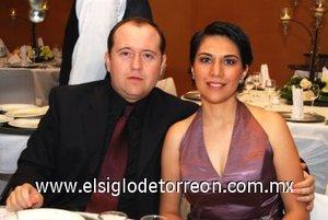 06032008 Carlos Vázquez y Liliana Cepeda.