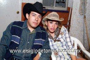 06032008 Miguel Cobián y Margarita Valenciana.