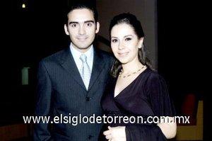 07032008 Salvador Álvarez McAnally y Érika Obregón de Álvarez.