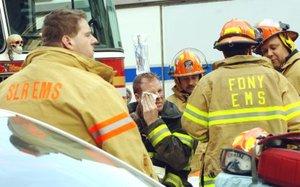 Los testigos reportaron un fuerte olor a gas en la zona en la calle 51, cerca de la 2da Avenida, en Nueva York.