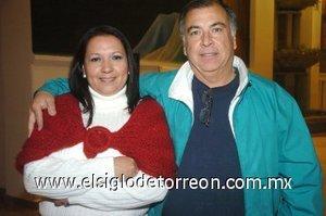 09032008 Élida Mejía y Ricardo Canno.