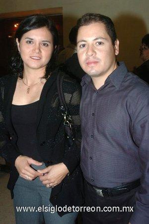 09032008 Liliana de Piñera y Gerardo Piñera.