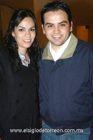 09032008 Miriam Castellanos y Daniel Alba.