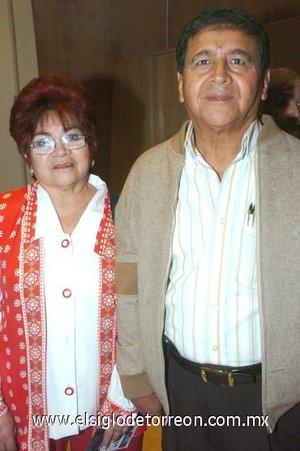 09032008 Rosa María de Rivera y Pedro Rivera.