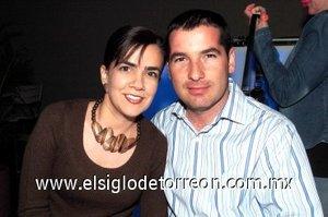 10032008 Cynthia Sleiman de Jiménez y Javier Jimenez.