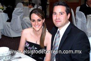 12032008 Beatriz Murra García y Luis Felipe Rodríguez Wolff.