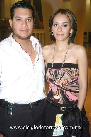 13032008 Fernando Varela y Nora Ramírez.