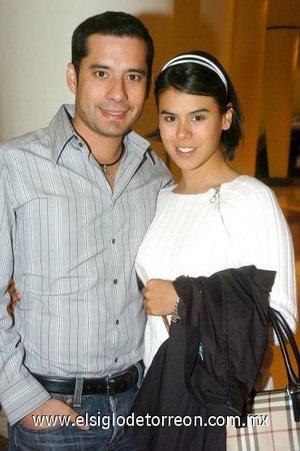 13032008 Jorge Soto y Evelyn Cuéllar.