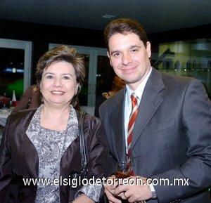 13032008 Patricia Moreno de Puente y Sergio Estrada Moreno.