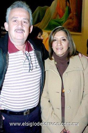 13032008 Rodolfo y Luz del Carmen Castellanos.