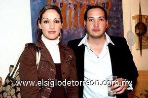 15032008 Lorena y Ángel Hernández de la Vega.