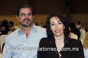 16032008 Gabriel Curiel y Norma Gómez de Curiel.