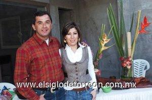 16032008 Lily de Durán celebró su cumpleaños en compañía de su esposo Ignacio