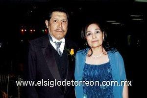 16032008 Sergio Fernández Fernández y Guillermina Pérez de Fernández.