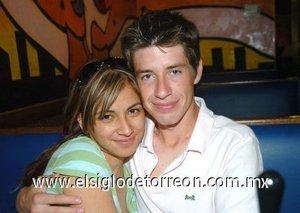 20032008 Anaís Tovalín e Isaac Montes.