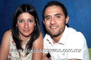 27032008 Isabel Cuenca y Andrés del Bosque.