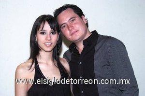 28032008 Alejandra Zermeño Arreguin y Luis Enrique Ramírez Vázquez, se casarán el 21 de junio del presente año.
