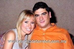 31032008 Alina Amezcua y Jesús Barba.