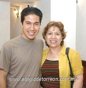 31032008 Homero Guerrero y Alejandra Pizaña.