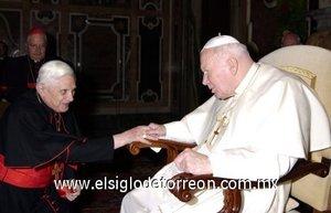 El Papa Benedicto XVI presidirá una solemne misa por su predecesor Juan Pablo II, coincidiendo con el tercer aniversario de su muerte.