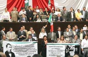 La reforma del Gobierno busca dar a Pemex mayor autonomía y flexibilidad para contratar obras y proyectos con empresas privadas.