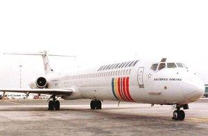 El aparato, al parecer un DC-9, pertenecía a la compañía privada Hewa Bora y tenía como destino la ciudad sureña de Kisangani.