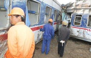 El Ministerio de Ferrocarriles declinó facilitar  la cifra de muertos por accidentes ferroviarios en 2007, aunque diversas fuentes indican que está en torno a los tres mil.