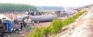 Entre los heridos, medio centenar se encuentra en estado crítico, según la última información de Xinhua.