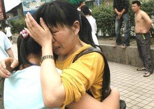 El epicentro del terremoto, que ocurrió a las 2:28 de la tarde, se ubicó en Sichuan, a 92 kilómetros (57 millas) al noroeste de la capital provinciana de Chengdu.
