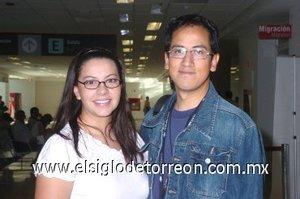 20252008 Dicmar Silva y Óscar González viajaron rumbo a la Ciudad de México.