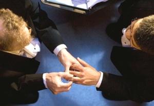 Muchas parejas homosexuales de San Francisco ya vivieron la experiencia de casarse en invierno de 2004.