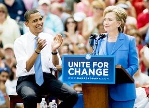 Les necesitamos, les necesitamos mucho, dijo Obama. No solamente mi campaña, sino el pueblo estadounidense, que necesita su servicio y su visión y su sabiduría en los próximos meses y años, porque es así que vamos a traer unidad al Partido Demócrata. Y es así como vamos a traer unidad a Estados Unidos.