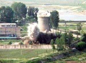 Corea del Norte destruyó la torre de refrigeración de la central nuclear de Yongbyon, la principal instalación atómica del régimen comunista.