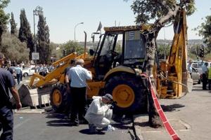 Como el perpetrador del previo ataque, el conductor que protagonizó el incidente de este martes era un palestino del este de Jerusalén que contaba con un permiso de residencia israelí.