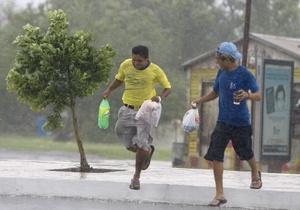 Media ciudad sin agua y 100 mil usuarios sin luz es el saldo preliminar de Dolly, que al tocar tierra bajó a categoría 1 y después se había degradado a tormenta. tropical.
