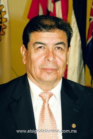 <b>Club Rotario de Torreón</b><p> Guillermo Contreras, nuevo Presidente del Club Rotario de Torreón.