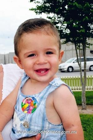 <b>¡Ya tiene 1 año!</b><p> Roberto Issa Beltrán del Río.