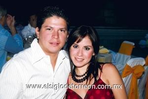 Amador Robles y Martha Arriaga.