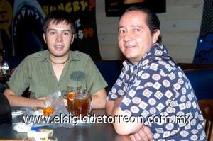 01082008 Jaír López y Víctor Mendoza