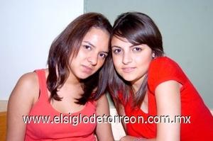 01082008 Viridiana Herrera Vázquez e Iraida Yáñez