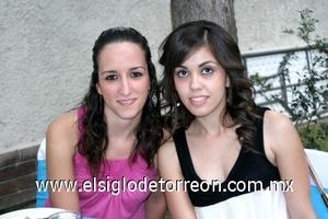 03082008 Alejandra González y Ana Estrada.